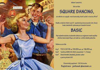 Square Dancing od začátku