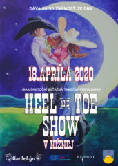 Heel and Toe show 2020 - zrušeno